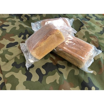 20 x Chleb wojskowy
