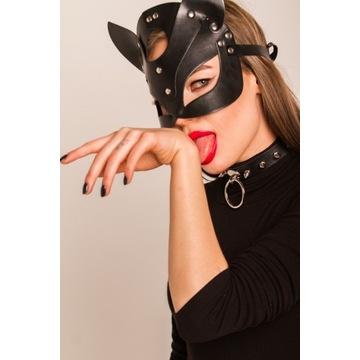 Maska erotyczna kot CATWOMAN