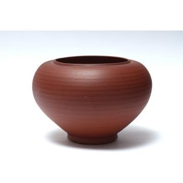 Wazon dekoracyjny ceramiczny glina New Look