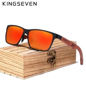 Okulary kingseven dla kierowców UV 400