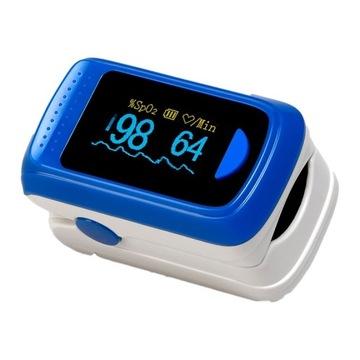 Pulsoksymetr medyczny napalcowy MEDX5