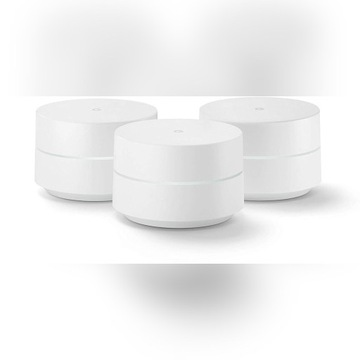 Google wifi router   3-pack