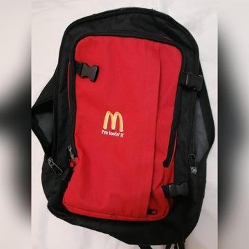 Plecak Mc Donald