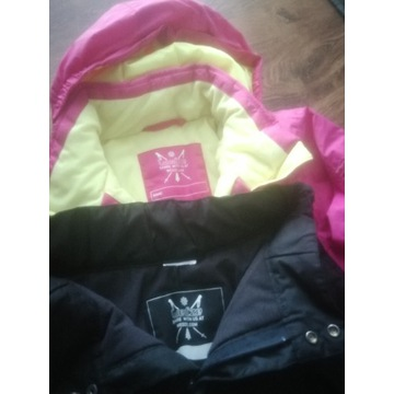 Komplet kurtka spodnie Wed'ze Decathlon