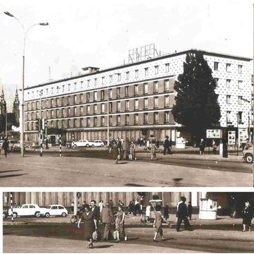 KIELCE --- HOTEL CENTRALNY --- PIESI --- 1968