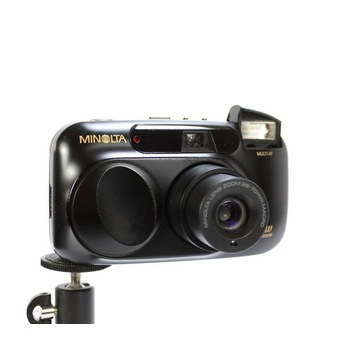 Minolta Riva Zoom 70w 28-70mm z problemem