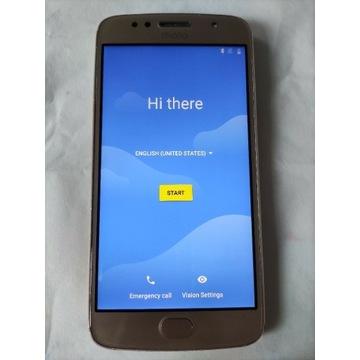 Motorola G5s 2017 smartfon , etui , ładowarka