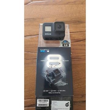 Kamera sportowa GoPro Hero8 Black 4K UHD