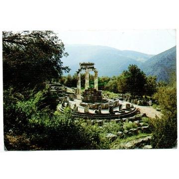 DELPHI Mamaria or Tholos  -  Greece