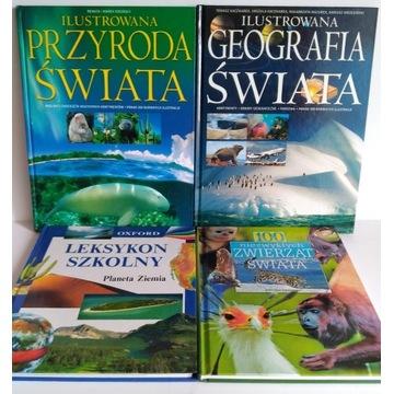 Zwierzęta Przyroda Geografia Świata Leksykon Nauki