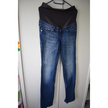 Spodnie dżinsowe ciążowe r. 36/34