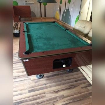Stół bilardowy zarobkowy