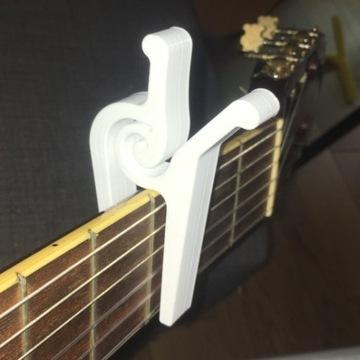 KAPODASTER do gitary plastik