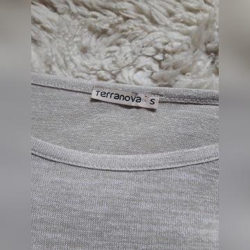 Luźna bluzka TERRANOVA (S)