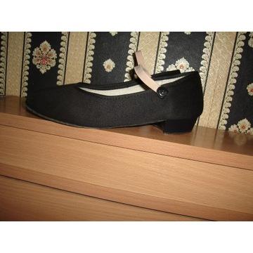Buty do tańca dł 25 cm r.40