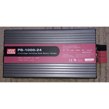 Ładowarka do akumulatorów 24V 1000W