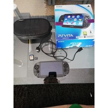 PS Vita 3g/wifi czarna black