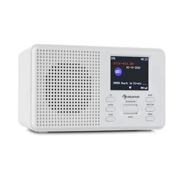 Commuter, radio DAB+/FM, AUX, wyświetlacz TFT