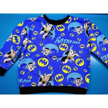 Bluza BATMAN unikalna r.110