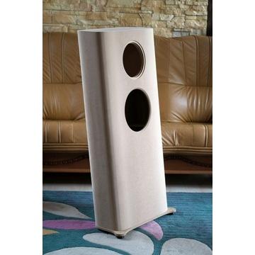 Obudowy głośnikowe Kolumn Audio Frezowanie CNC