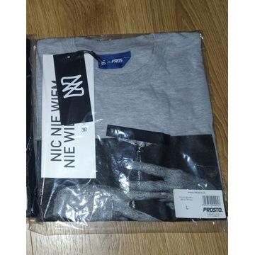 Prosto x ZIP Skład T-shirt 2 Wiktorie ROZMIAR L