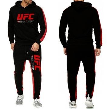 NOWY 3XL Dres UFC Sporty walki treningowy bieganie