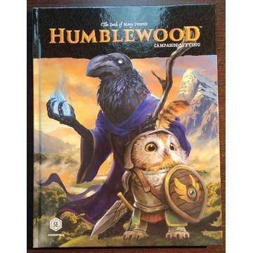 Humblewood rpg nowy