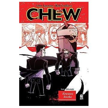 Chew tom 10 komiks NOWY FOLIA