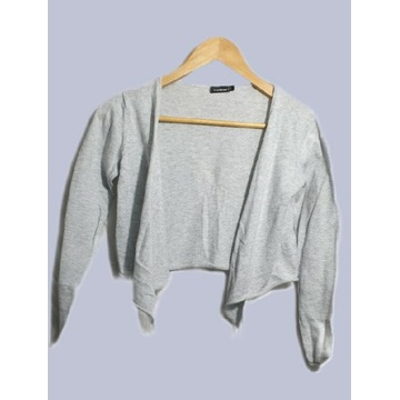 Bolerko sweterek top wiazany