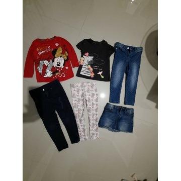 Buty, czapki, spodnie, koszulki