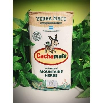 Cachamate Hierbas Serranas 0,5kg