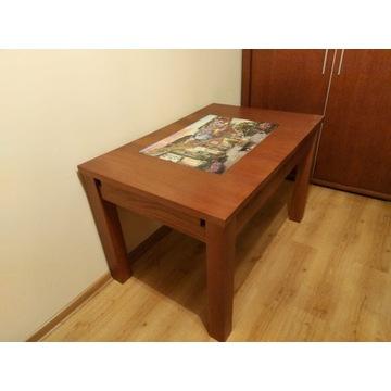 Stół drewniany 120/80 cm