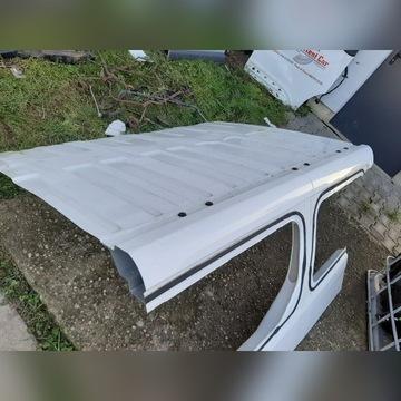 Trafic III dach ćwiartka słupek