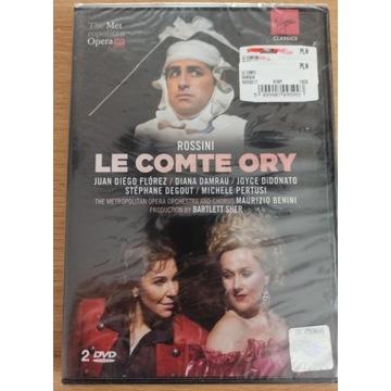Le Comte Ory, DVD - Metropolitan Opera