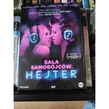 Film DVD Sala samobójców Hejter