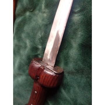 Sztylet 'nerkowiec' /bollock dagger