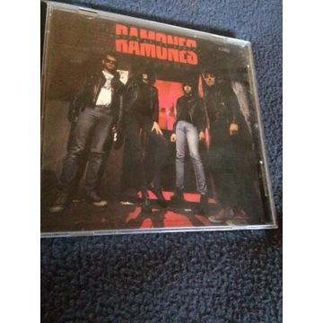 Ramones-Halfway to Sanity wydanie Upfront unikat