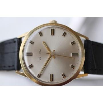 zegarek męski ZENTRA 17 jewels piękny stan