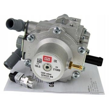 Reduktor / parownik BRC GENIUS MB 1200 + czujnik