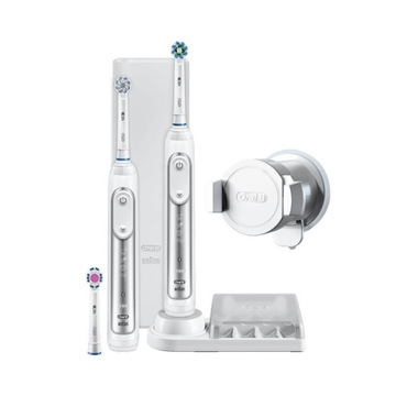 DWUPAK - Szczoteczka elektryczna Oral B Genius