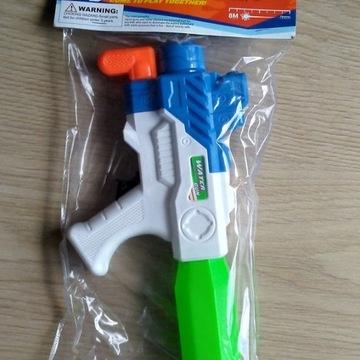 Nowy pistolet na wodę