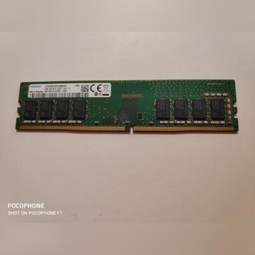Samsung ddr4 8gb, 2400mhz
