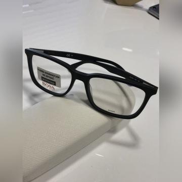 Okulary Boss Okulary etui Nowe Okazja BO 145