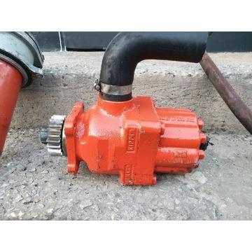 Meiller Kipper pompa hydrauliczna zbiornik filtr
