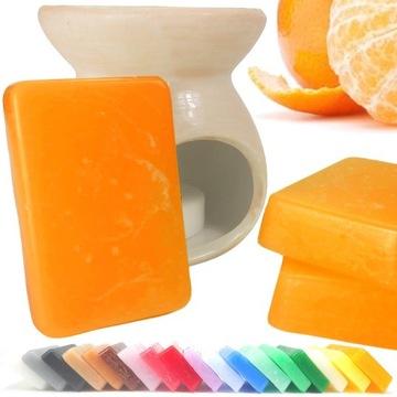 PK14S Woski zapachowe ZESTAW 3 Pomarańcza Orange