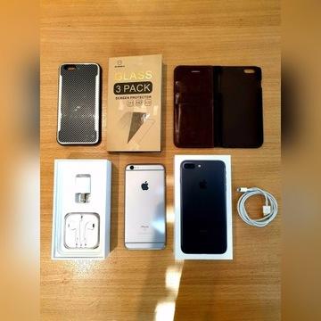 iPhone 6s Plus 64GB Space Gray / srebrny