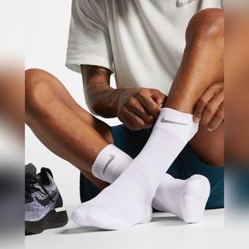 Skarpety Nike Spark rozmiar 38,5-40,5  2-pack