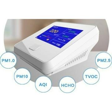 Laserowy czujnik smogu jakości powietrza PM 2,5