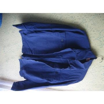 Ubrania robocze niebieskie xl-xxxl OUTLET ŻAGIEL