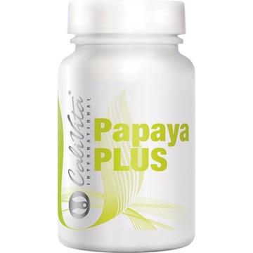 Papaya PLUS Kompleks enzymów trawiennych CaliVita
